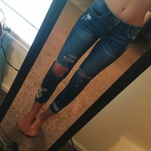 Cello Brand Ripped Jeans